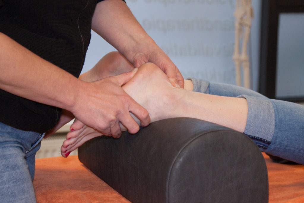 Wat is oedeemtherapie?