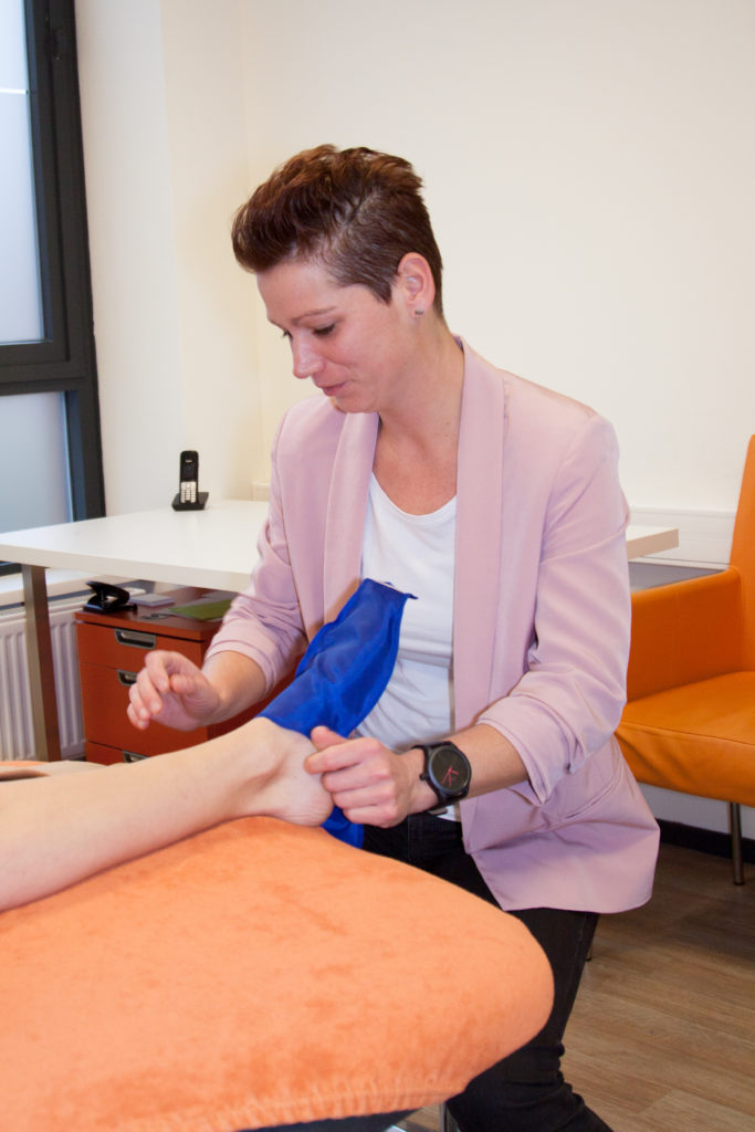 Wat is oedeemtherapie?
