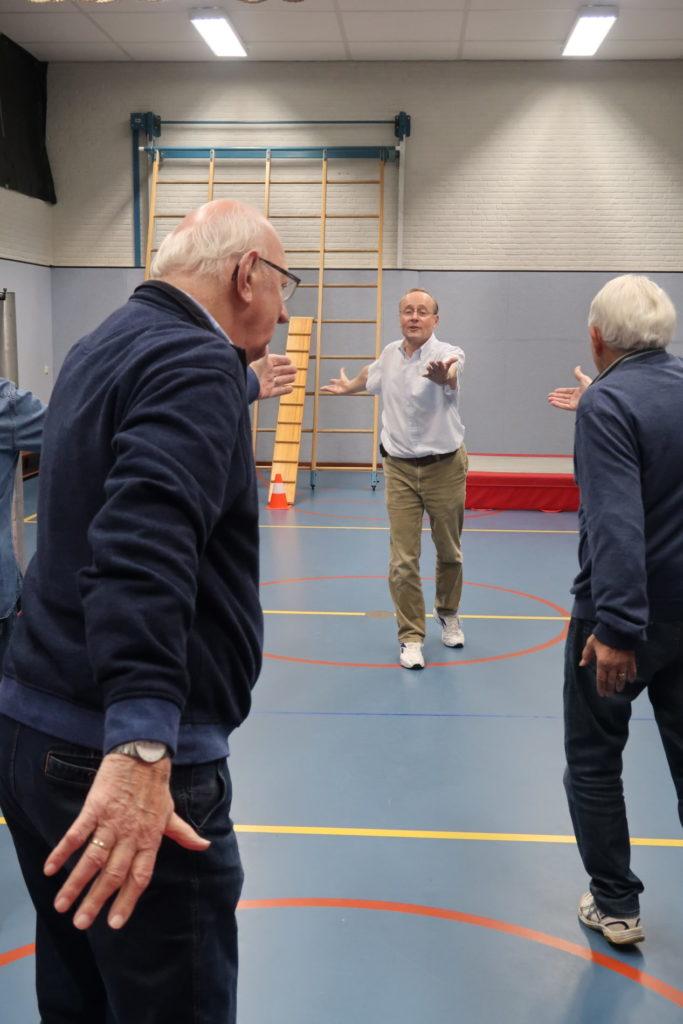 Fysiotherapie bij ziekte van Parkinson