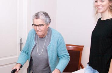 Onderzoek: fysiotherapie aan huis na ziekenhuisopname is zinvol