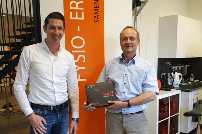 Herman Leusink wint prijsvraag over fysiotherapie